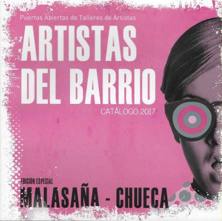 Catalogo Los artistas del barrio 2017