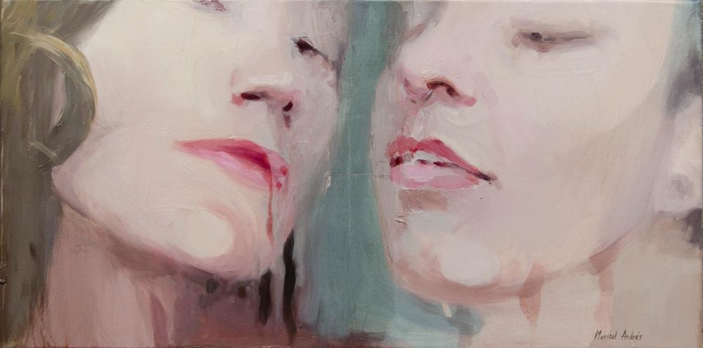 Maribel Andres,Maria,pintura,atracción, erótica,feminina